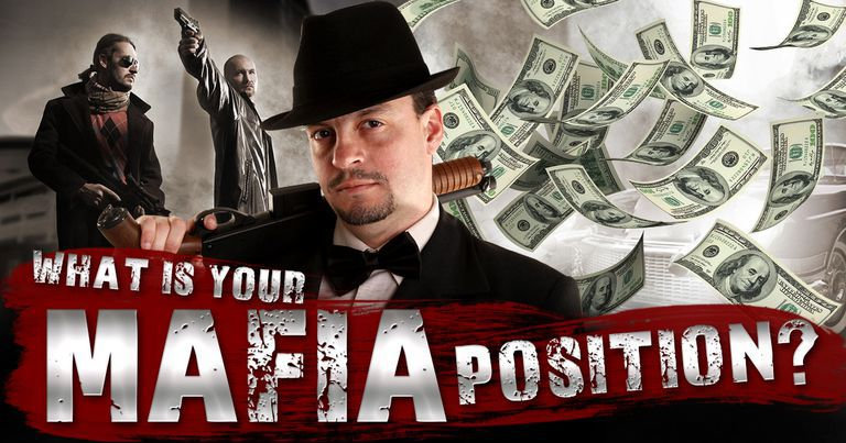 What Is Your Mafia Position?