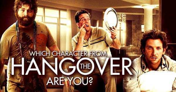 "Which Character From ""The Hangover"" Are You?"