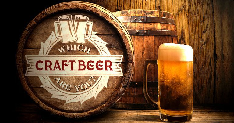Which Craft Beer Are You?
