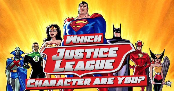 Which Justice League Character Are You?