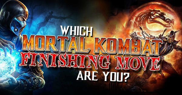 "Which ""Mortal Kombat"" Finishing Move Are You?"