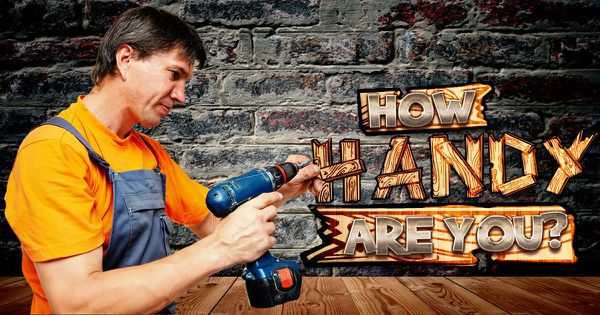 How Handy Are You?