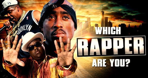 Which Rapper Are You?