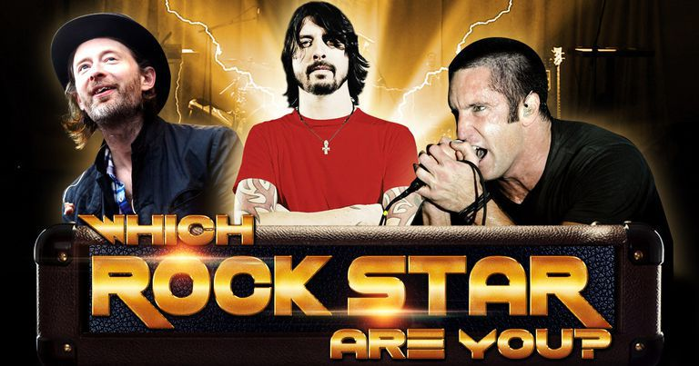 Which Rock Star Are You?