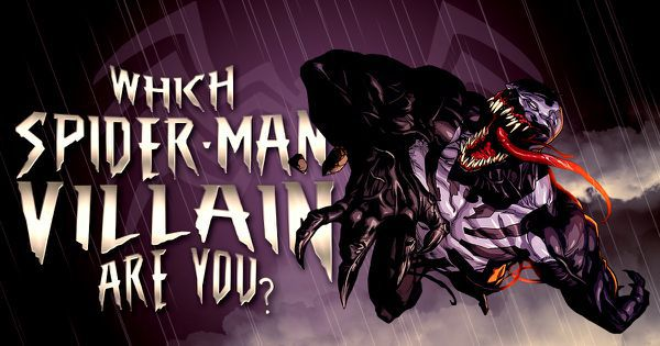 "Which ""Spider-Man"" Villain Are You?"