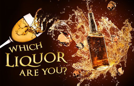 Which Liquor Are You?