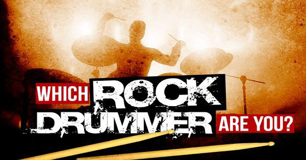 Which Rock Drummer Are You?