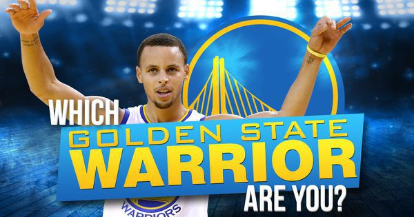 Which Golden State Warrior Are You?