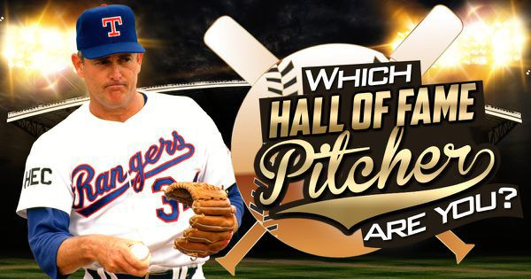 Which Hall of Fame Pitcher Are You?