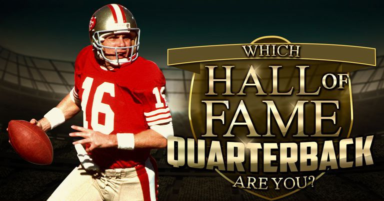 Which Hall of Fame Quarterback Are You?