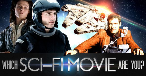 Which Sci-Fi Movie Are You?
