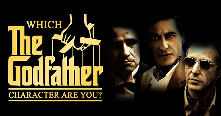 "Which ""The Godfather"" Character Are You?"