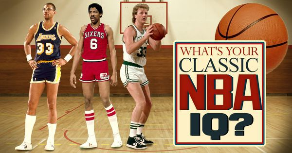 What's Your Classic NBA IQ?