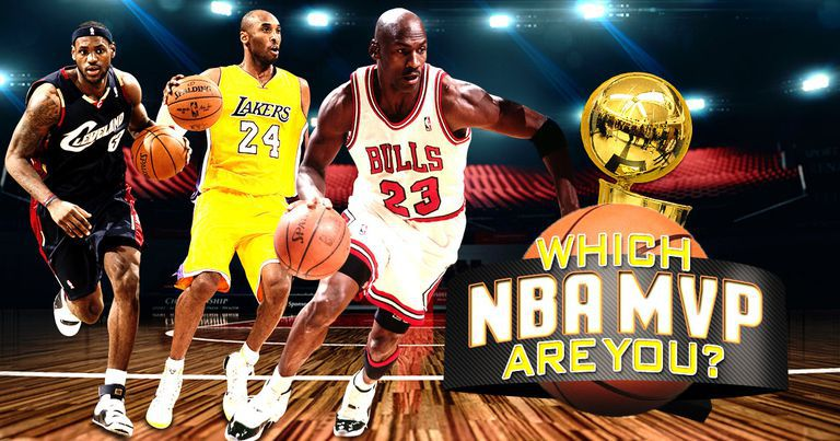 Which NBA MVP Are You?