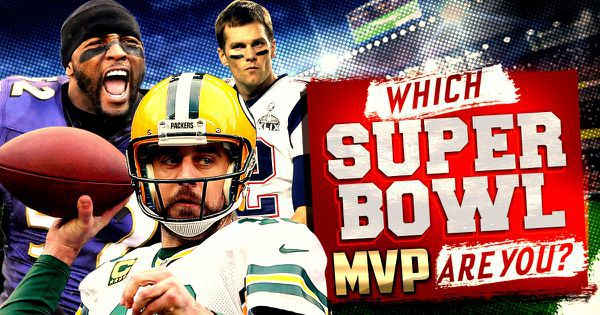 Which Super Bowl MVP Are You?